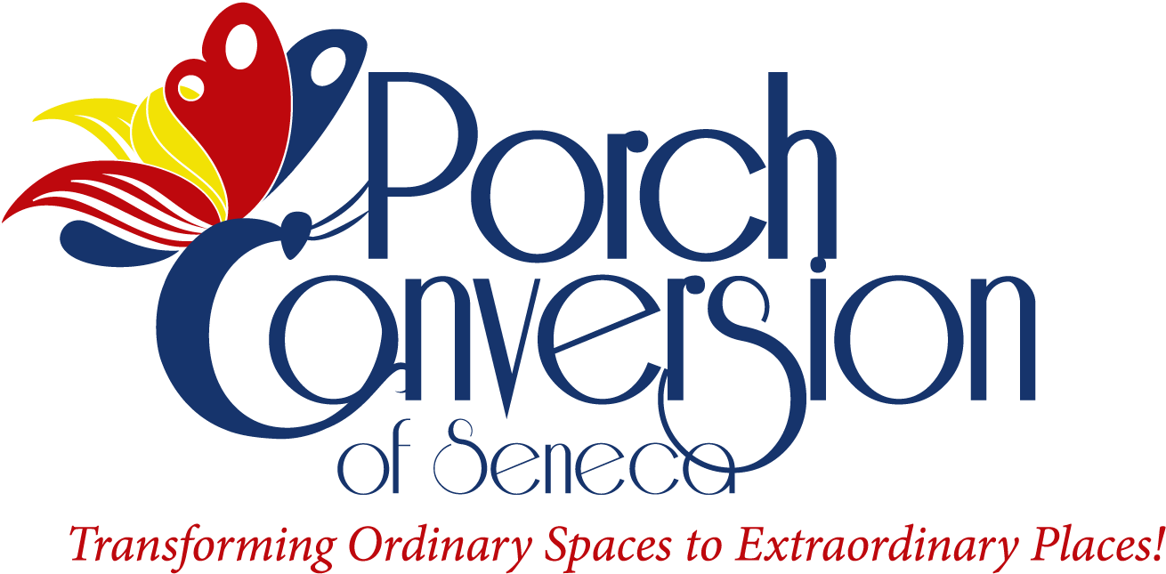 image shows Porch Conversion of Seneca logo