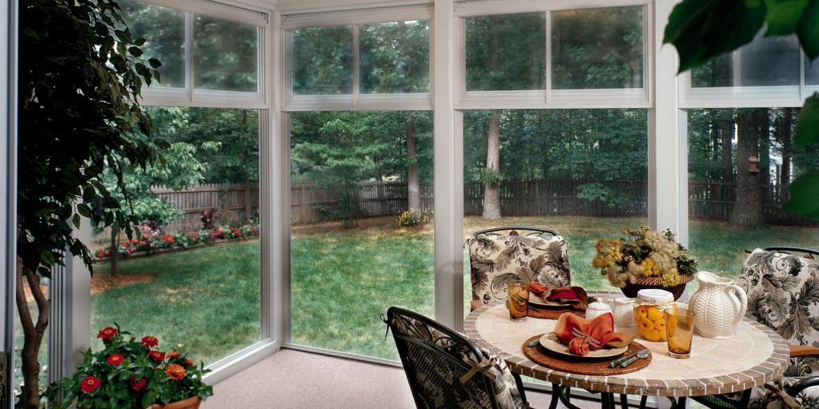 Sunroom Windows